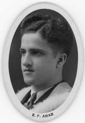 Edward Francis Arab